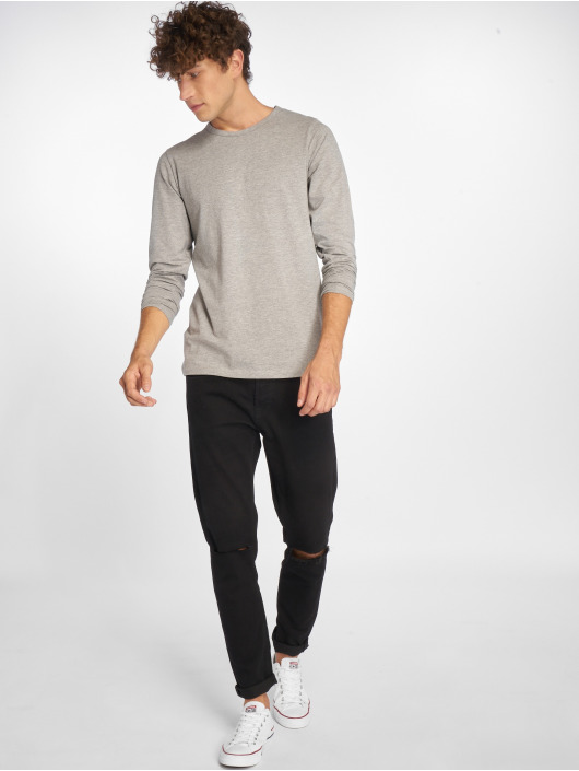 Jack & Jones Longsleeve Basic grau
