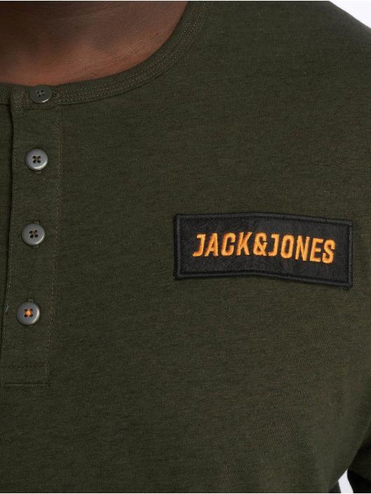 Jack & Jones Longsleeve jcoAnton green