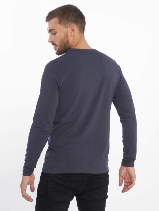 Jack & Jones Longsleeves Basic niebieski