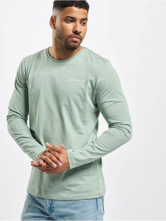 Jack & Jones Longsleeves jorNorth zielony