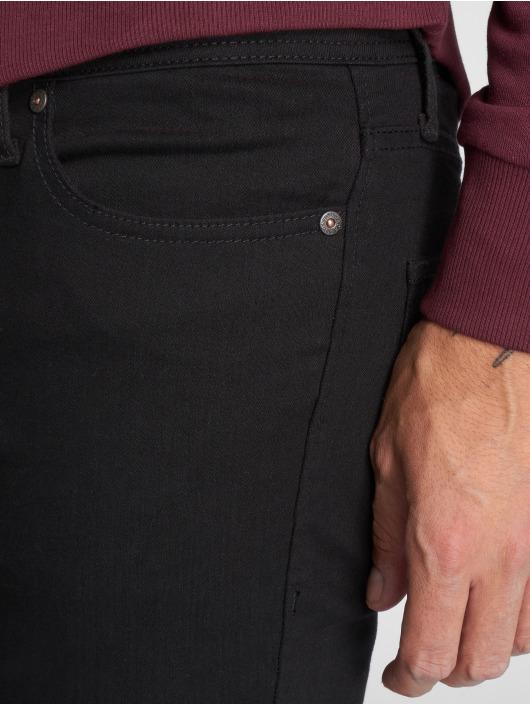 Jack & Jones Loose Fit Jeans jjiMike jjOriginal čern