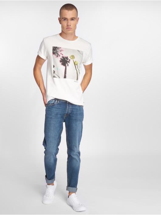 Jack & Jones Loose Fit Jeans jjiMike jjOriginal blau