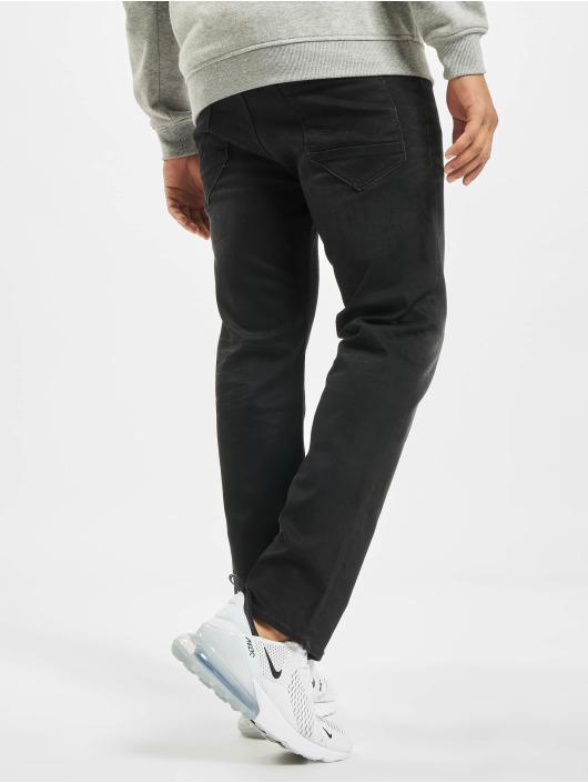 Jack & Jones Loose fit jeans jjiChris jjRex Jos 221 Loose Fit zwart