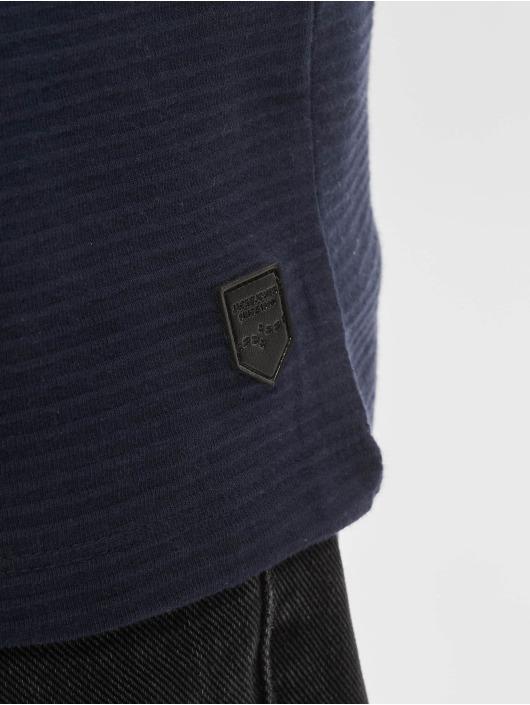 Jack & Jones Maglietta a manica lunga Jjephil blu