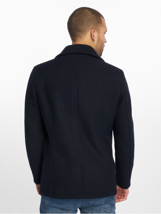 Jack & Jones Mantel jprHector blau