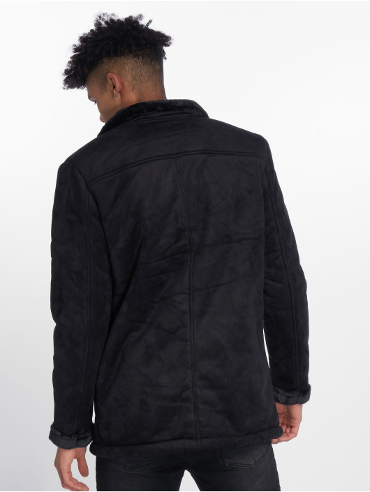 Jack & Jones Mantel jorWinter schwarz