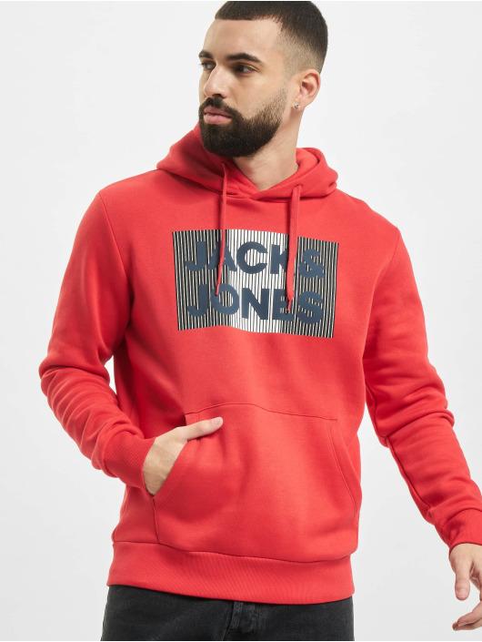 Jack & Jones Mikiny jjeCorp Logo Noos èervená