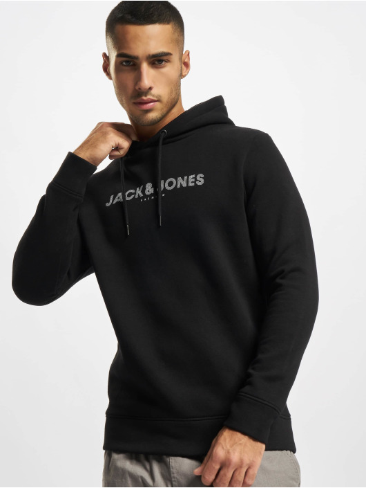 Jack & Jones Mikiny Jprblabooster èierna