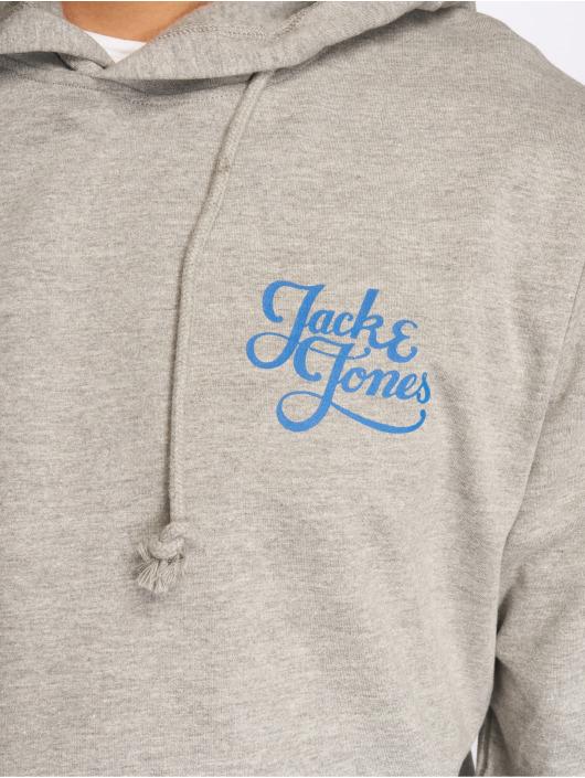 Jack & Jones Mikiny Jorgalions šedá