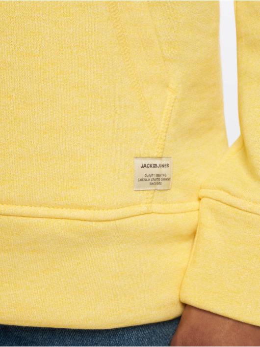 Jack & Jones Mikiny jjePanther Sweat žltá