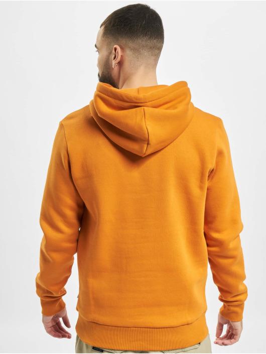 Jack & Jones Mikiny jjeLogo oranžová