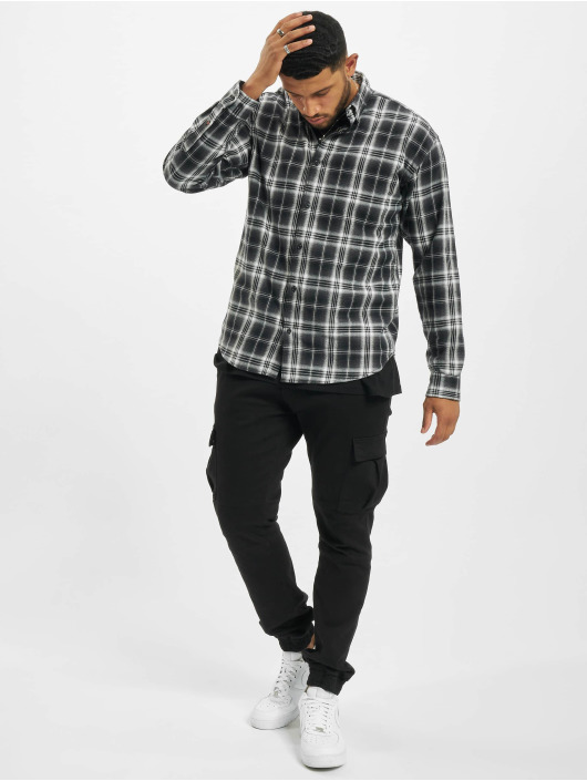 Jack & Jones overhemd jorJohnny grijs