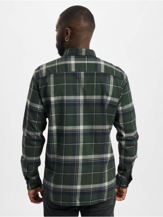 Jack & Jones overhemd Jjeclassic Denver groen