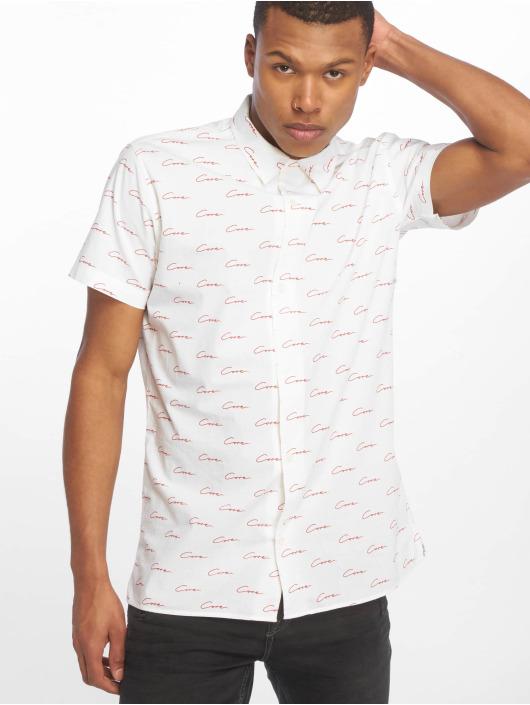 Jack & Jones overhemd jcoMonaco wit