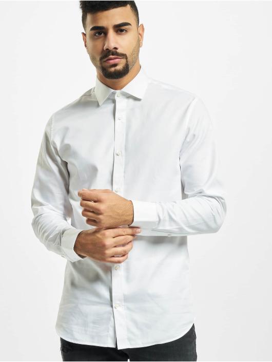 Jack & Jones overhemd jprBlaroyal Noos wit