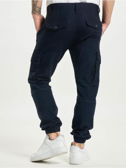 Jack & Jones Pantalon cargo jjiPaul jjFlake Akm 256 bleu