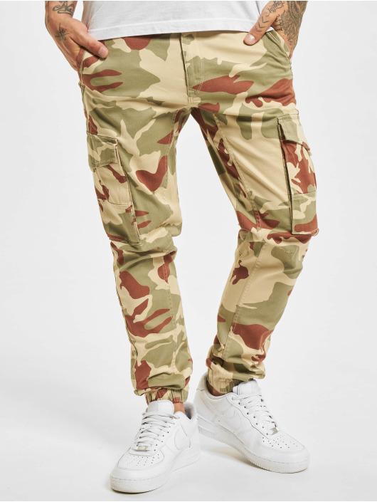 Jack & Jones Pantalon cargo jjiPaul jjFlake Akm Desert Camo camouflage