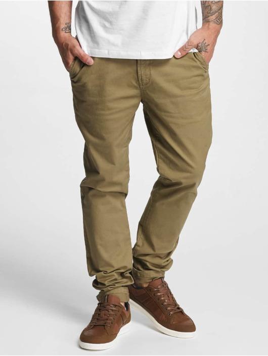Jack & Jones Pantalon chino jjCody Spencer WW kaki