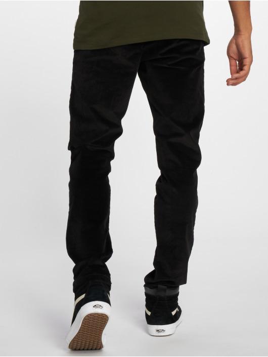 Jackamp; Chino Jjimarco 594 Ltd Jones 505143 Black Jjcorduroy Pantalon Akm Homme Noir WH2IbeED9Y