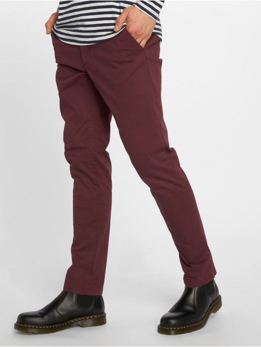 1393616faf01b ... Jack   Jones Pantalon chino jImarco JjEnzo WW STS rouge ...