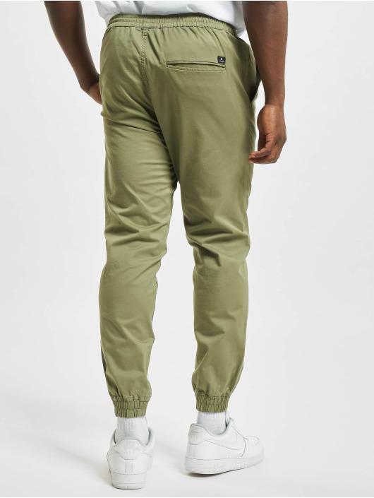 Jack & Jones Pantalon chino jjiGordon jjLane AKM Noos vert