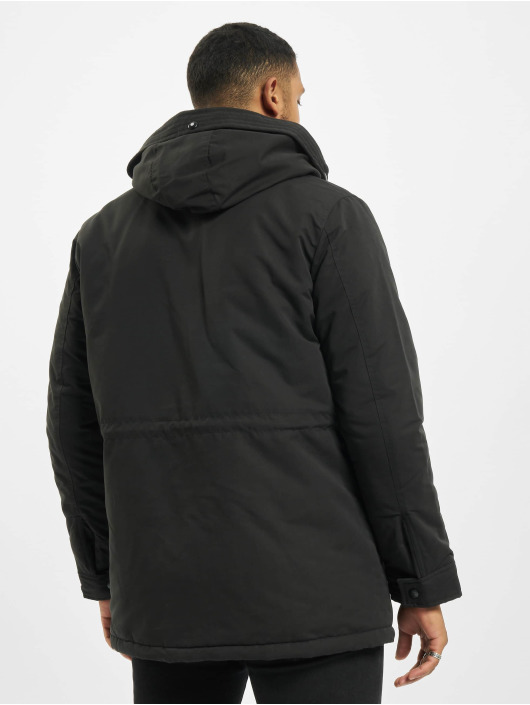 Jack & Jones Parka jjeWetland black
