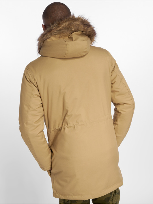 Jack & Jones Parka jcoEarth brun