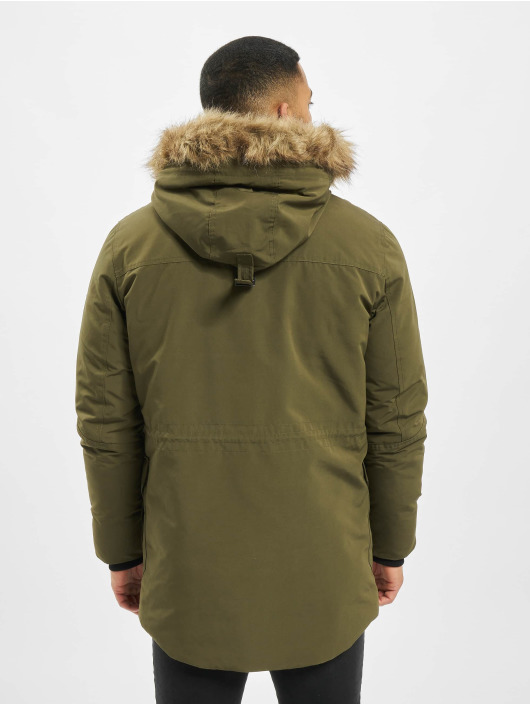 Jack & Jones Parka jprExpedition oliva