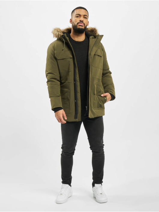 Jack & Jones Parka jprExpedition olive