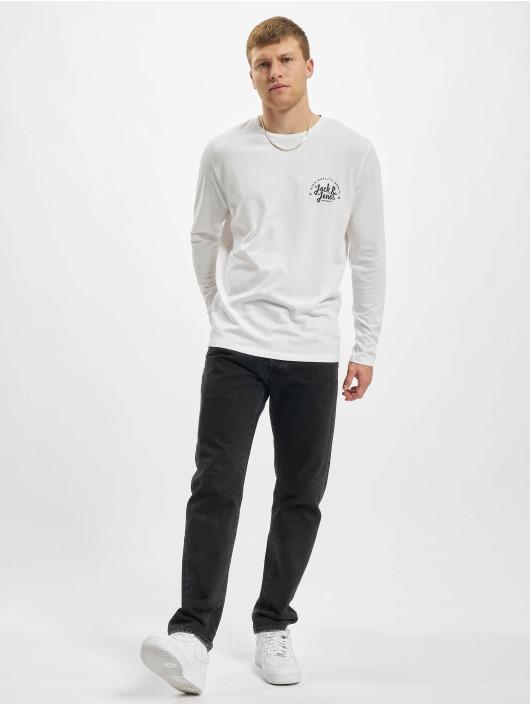Jack & Jones Pitkähihaiset paidat Jjkimbel valkoinen