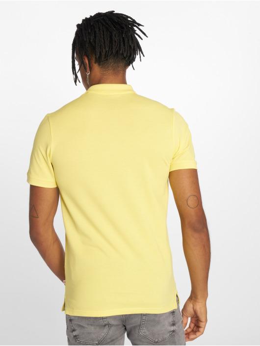 Jack & Jones Polo jjeBasic jaune