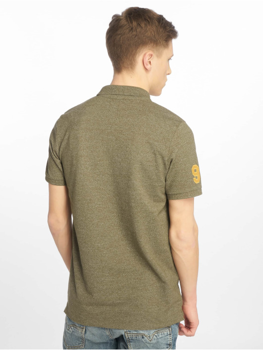 Jack & Jones Polo jjeJeans olive
