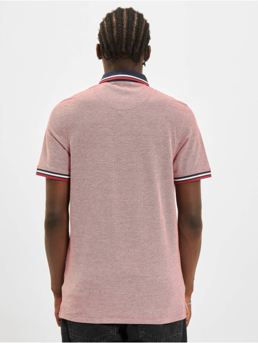 Jack & Jones Polo jjePaulos Noos rouge