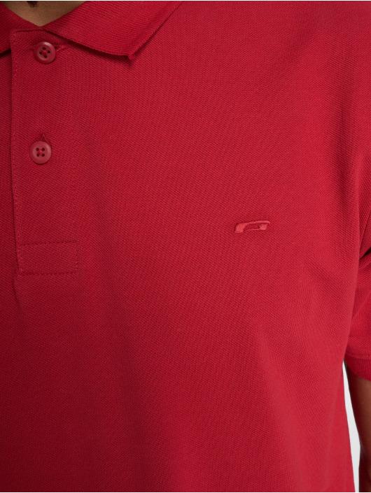 Jack & Jones Polo trika jjeBasic červený