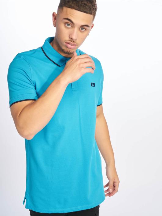 Jack & Jones Poloshirt jjeStone blue