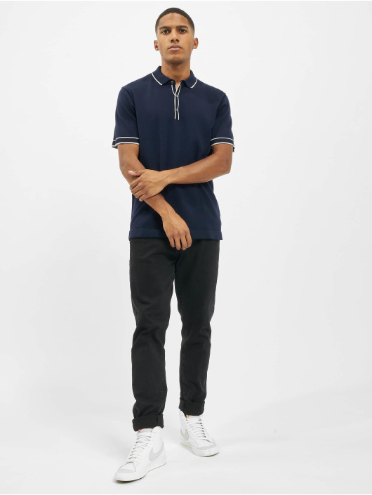 Jack & Jones Poloshirt jprBlatime Knit blue