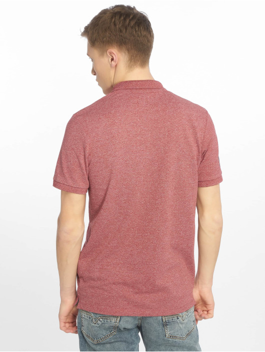Jack & Jones Poloshirt jjeJeans red