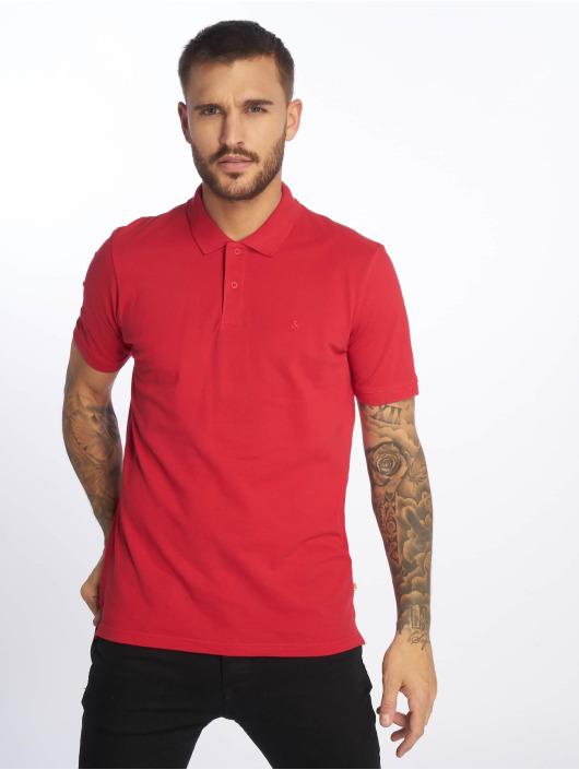 Jack & Jones Poloshirt jjeBasic red