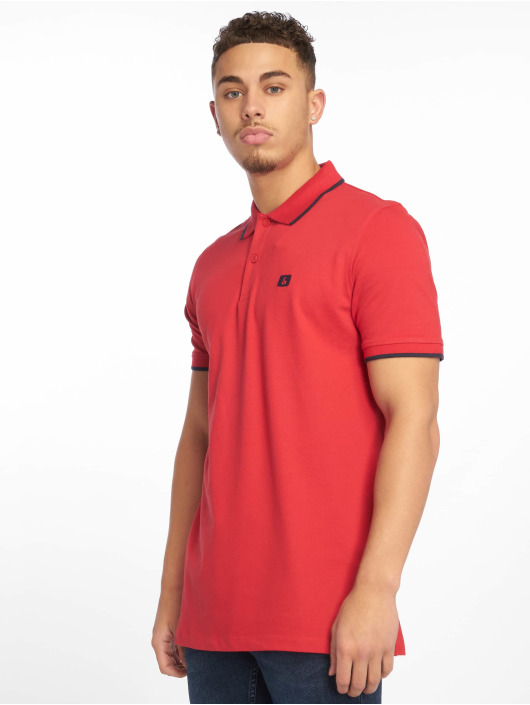 Jack & Jones Poloshirt jjeStone Polo red