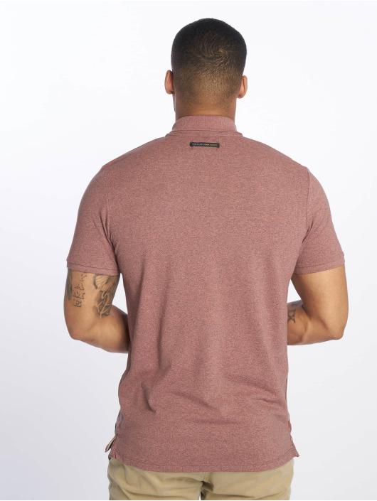 Jack & Jones Poloshirt jorVarcity rosa
