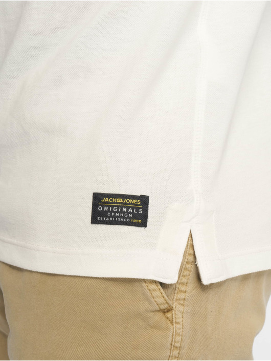 Jack & Jones Poloshirt jorVarcity weiß