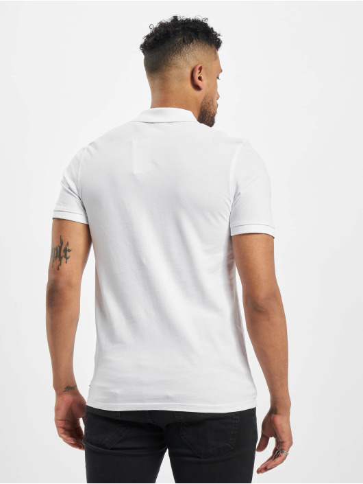 Jack & Jones Poloshirt jcoStrong white