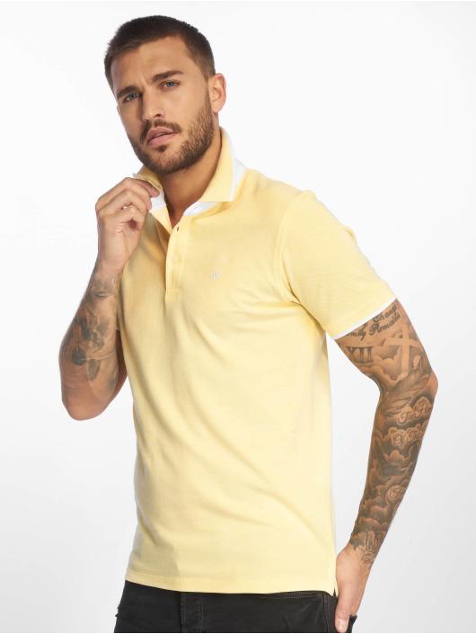 Jack & Jones Poloshirt jjePaulos yellow