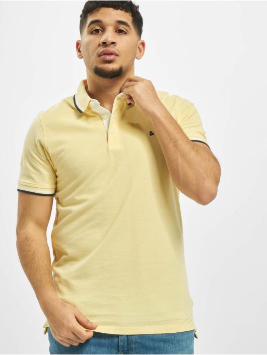 Jack & Jones Poloshirt jePaulos Noos yellow