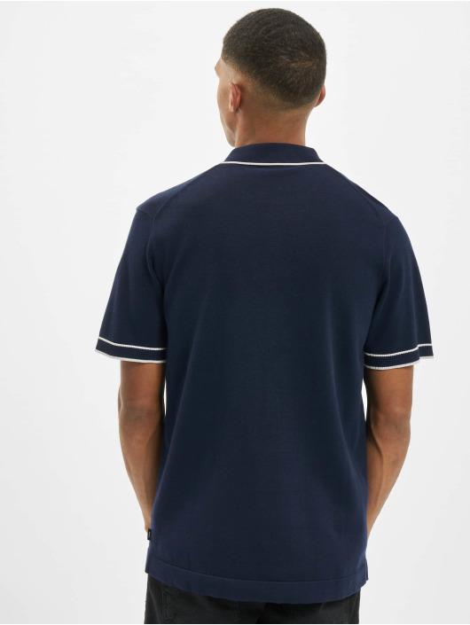 Jack & Jones Poloskjorter jprBlatime Knit blå