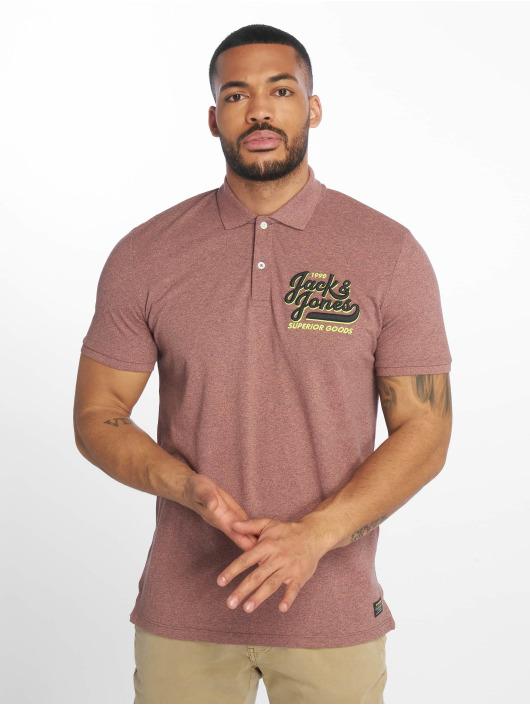 Jack & Jones Poloskjorter jorVarcity rosa