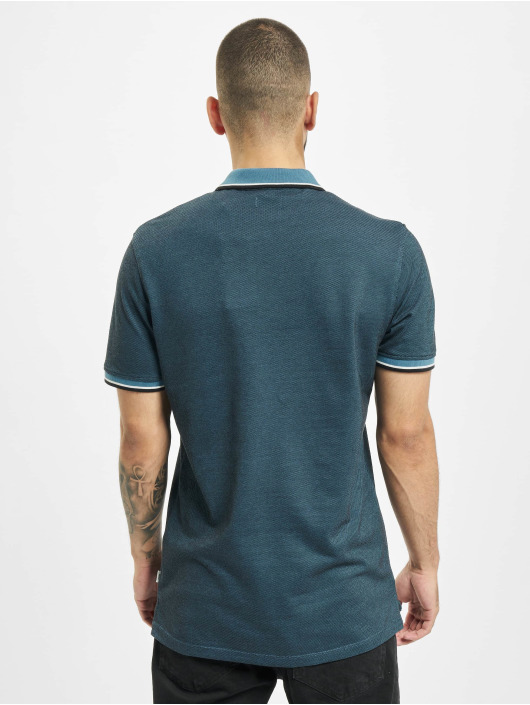 Jack & Jones Poloskjorter jprBluwin Polo turkis
