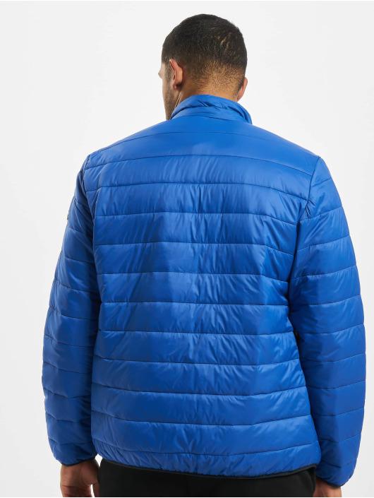 Jack & Jones Puffer Jacket jjeEric Bomber blau