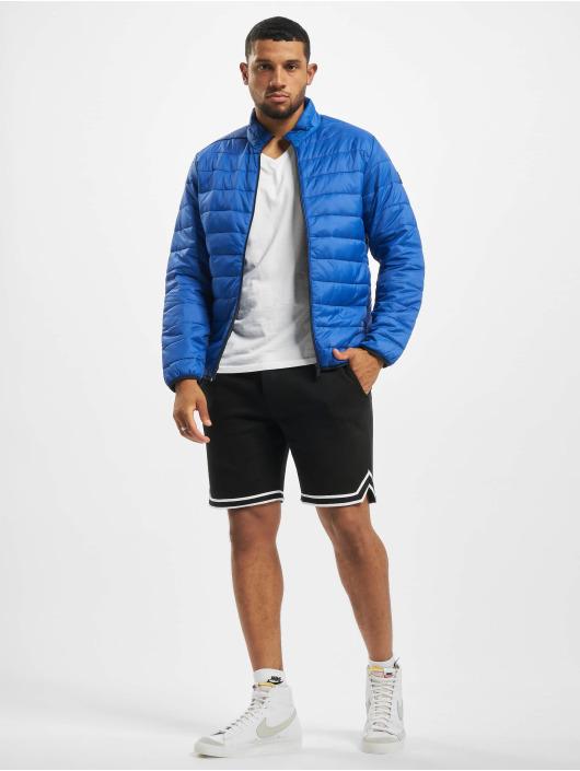 Jack & Jones Puffer Jacket jjeEric Bomber blue