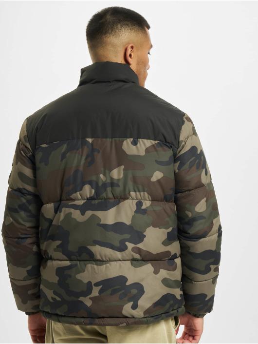 Jack & Jones Puffer Jacket jjDrew camouflage